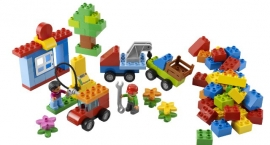 My First LEGO® DUPLO® Vehicle Set