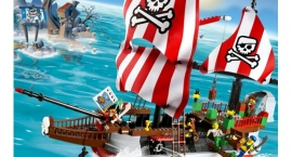 Captain Redbeard's Pirate Ship